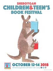 Sheboygan County Reads! revealChildren/Teen's Book Festival poster design