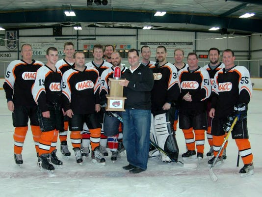 Light the Lamp Charity Hockey Tournament 2013