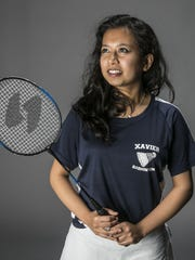 Kirielle Singarajah, Phoenix Xavier Prep badminton