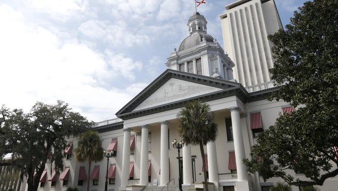 The Florida Capitol