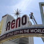 Reno Arch will get new lighting, new 'skin'