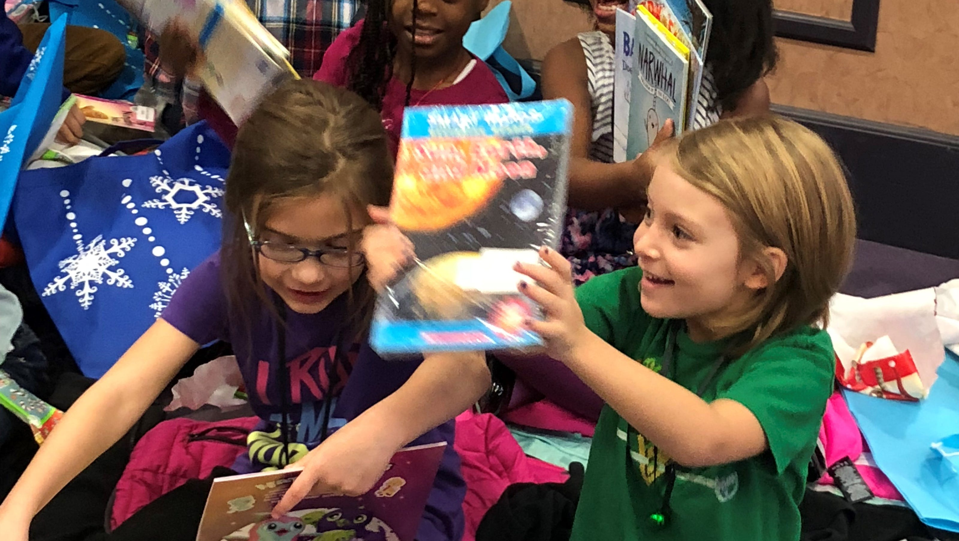 Bowers Launches Second Business To Put Kids On Path To Literacy