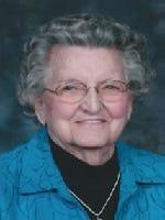 Mary L. Doty, 95