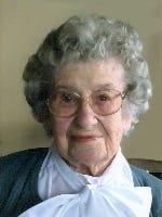Dorothy Trumpold, 104