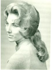 Gloria Burgy, young photo