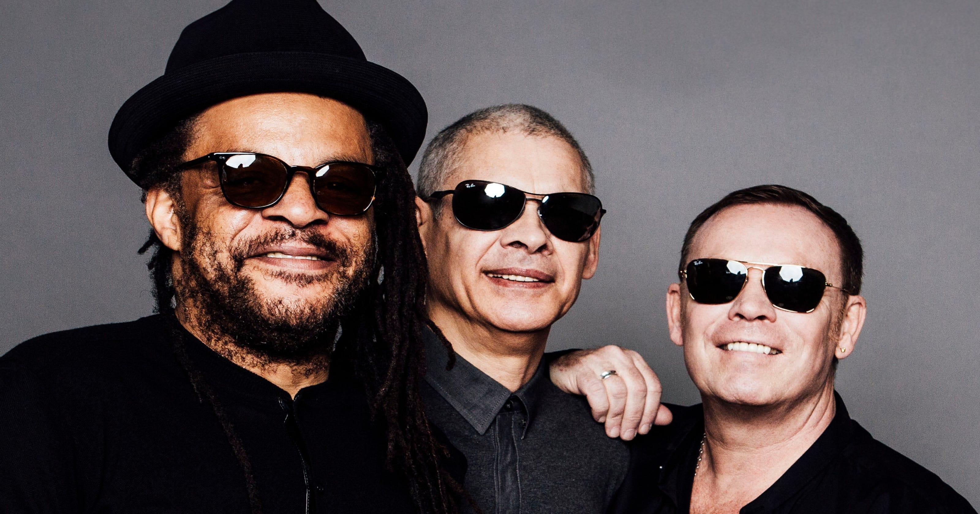 UB40 trio finally heads back to U S