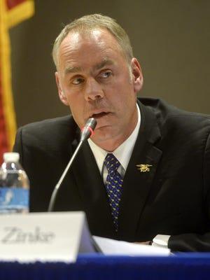 Rep. Ryan Zinke