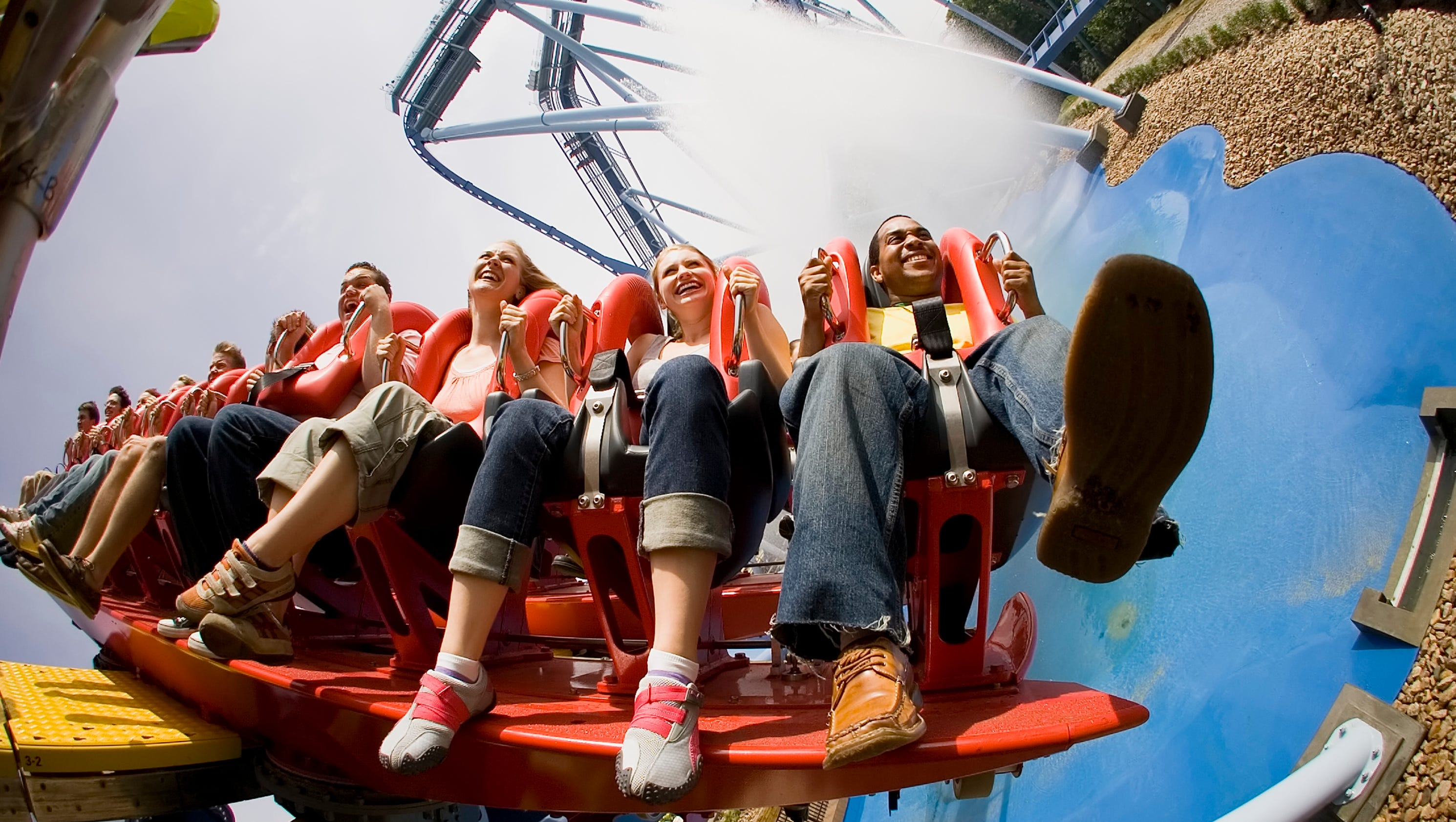 20 Most Visited Theme Parks In 2015