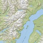 A 6.2 magnitude earthquake struck Alaska Tuesday night.