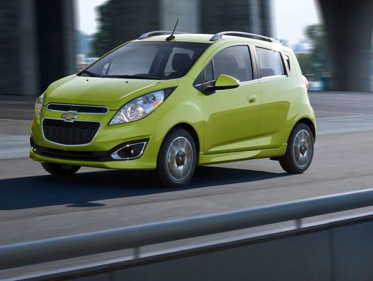Chevrolet Discounts Spark Ev Cheaper Than Phone Bill