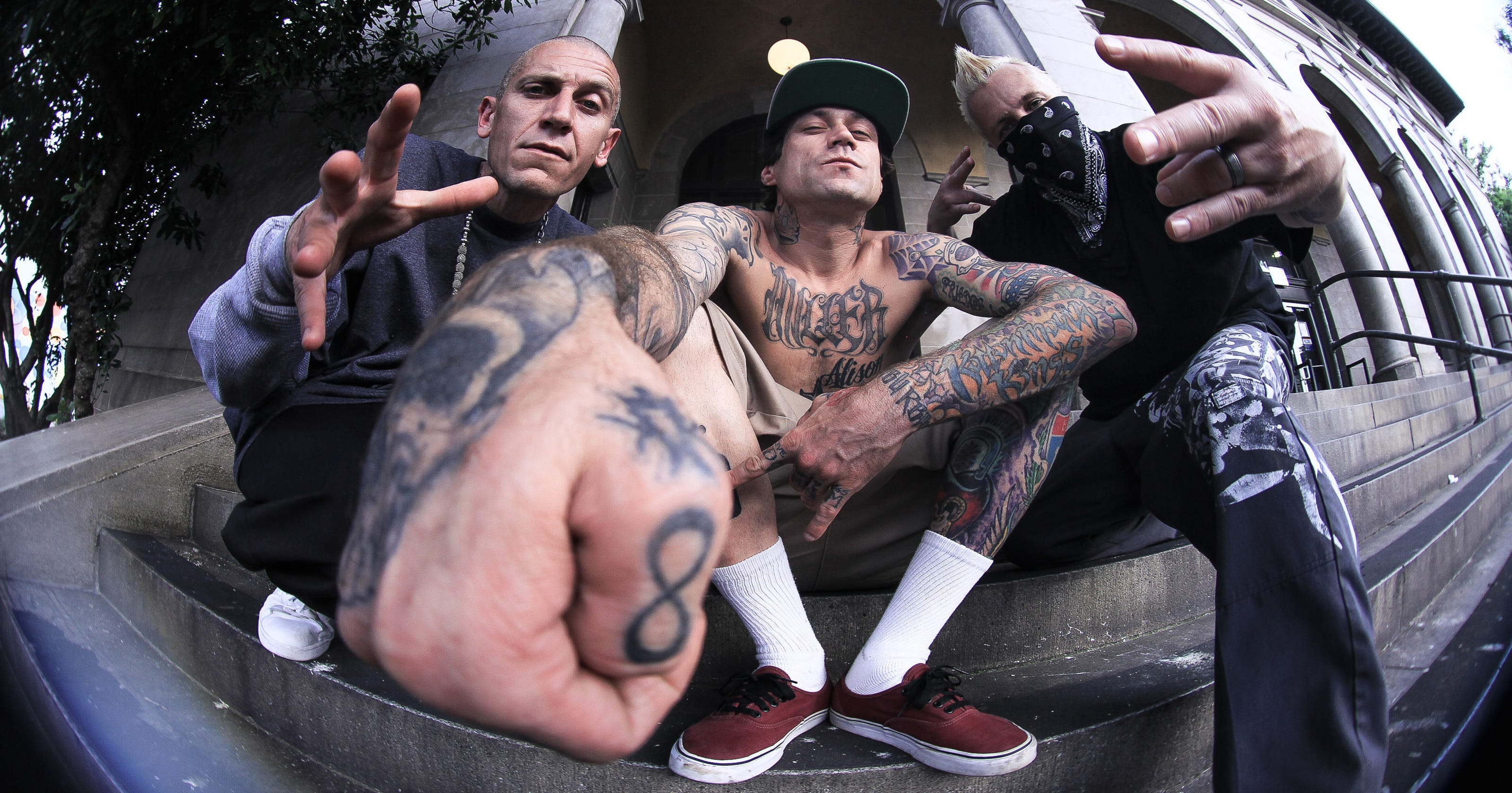 Kottonmouth Kings to play at the FireHouse