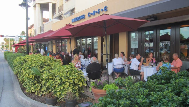 The Mangrove Cafe permanently closed Saturday, Nov. 5, after operating for 25 years near Four Corners on Fifth Avenue South in downtown Naples.