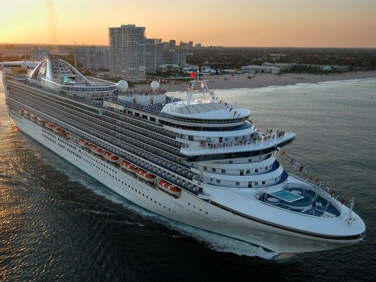 AP Cruise Ship Outbreak