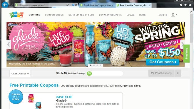 Investors hope Coupons.com will find a way to make a profit by offering discounts to consumers.