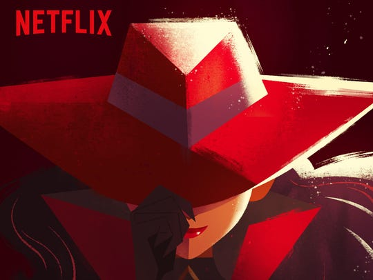 The mysterious Carmen Sandiego will return in 2019