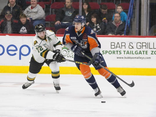 OHL London Knights vs Flint Firebirds