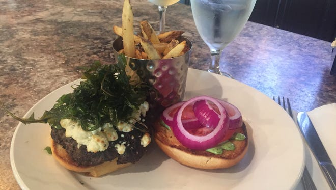 Bella Fresca Bistro will compete in the James Beard Foundation Blended Burger Project with their Bella Blended Burger.