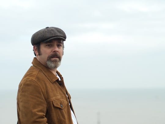 "Andy Nyman as Professor Goodman in ""Ghost Stories."""