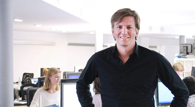 Alexander Kudlich, managing director of Berlin-based Rocket Internet, a company that specializes in cloning existing e-commerce sites for emerging markets.