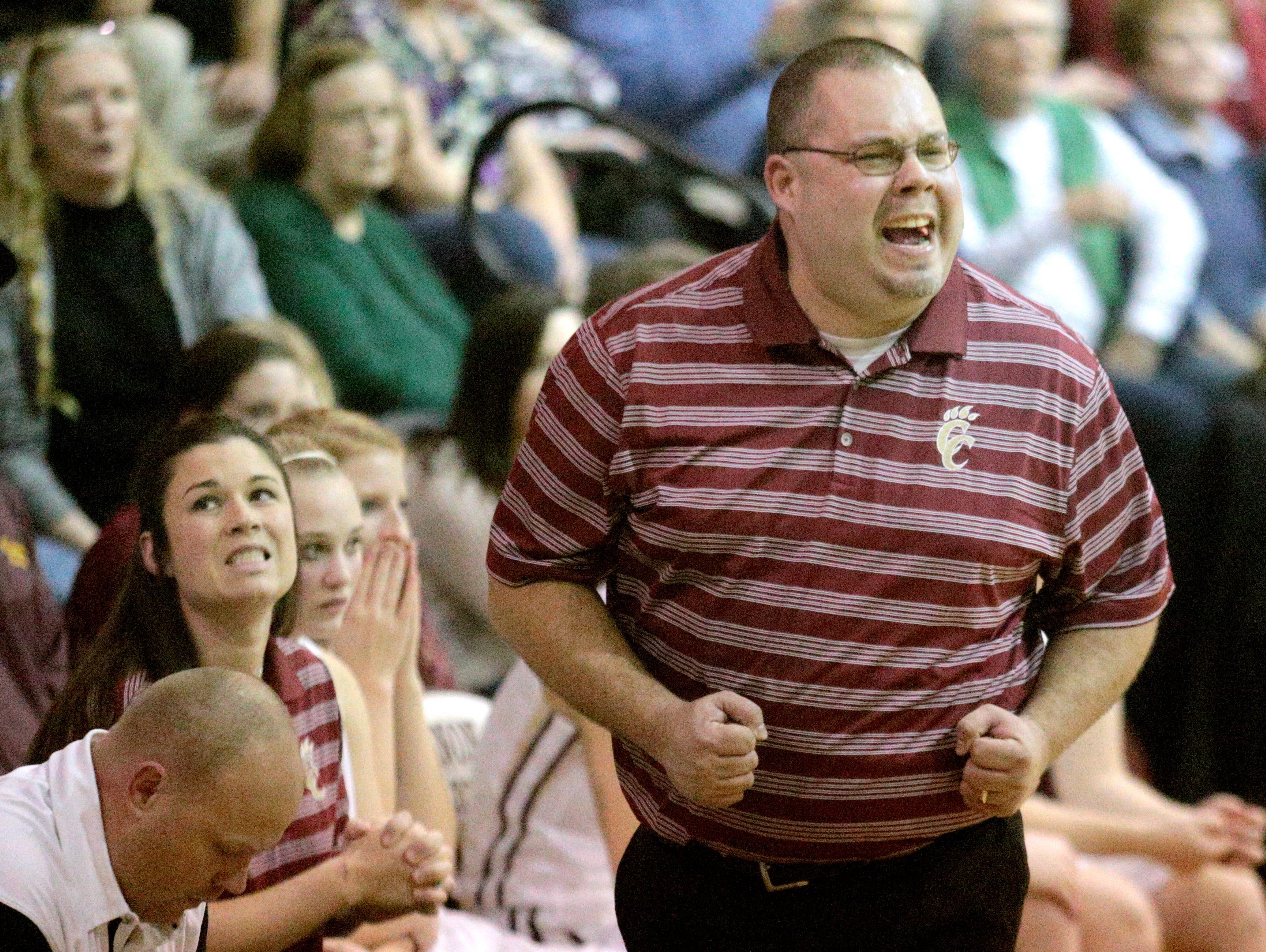 Michael Dodgen recently won his 300th game as a head coach.