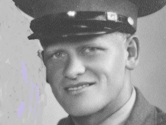 Marine Pvt. Palmer Haraldson was 31 when he died during