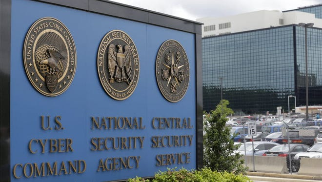 NSA headquarters in Maryland.