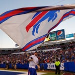 Most of the Buffalo Bills' 66 seasons have been spent at Ralph Wilson Stadium.