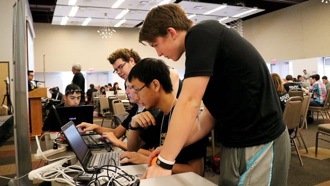 Students will work with mentors and ASU professors on their games.