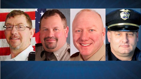Four candidates are vying to replace retiring Morrison County Sheriff Michel Wetzel, comprising two from within his department, a lieutenant in the St. Cloud Police Department and a detective from Little Falls.