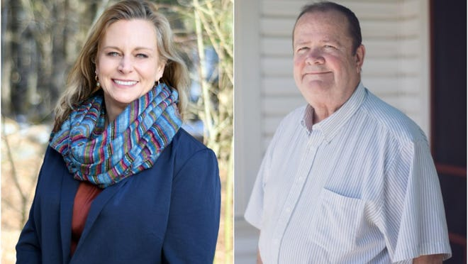Pamela Buck, a Republican, and John Tuttle, a Democrat, are running for Maine House District 18. Both said they want to run civil campaigns during what has become a divided and partisan political season both here in Maine and across the nation.