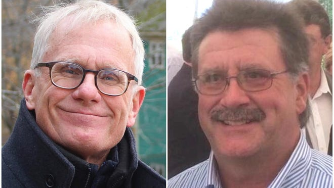 Democratic incumbent Rep. Henry Ingwersen and Republican challenger Wayne Parry, both of Arundel, are competing in the Nov. 3 election to represent Maine House District 10, which consists of Arundel, Dayton, and part of Lyman.