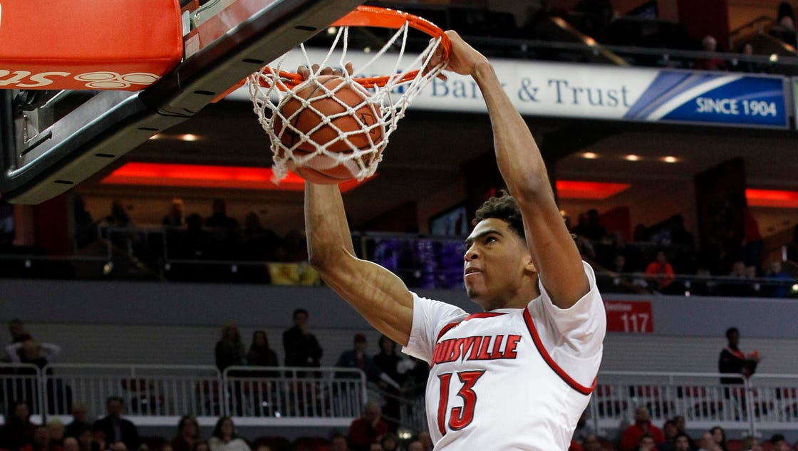 Buzzer takeaways | U of L blasts Grand Canyon