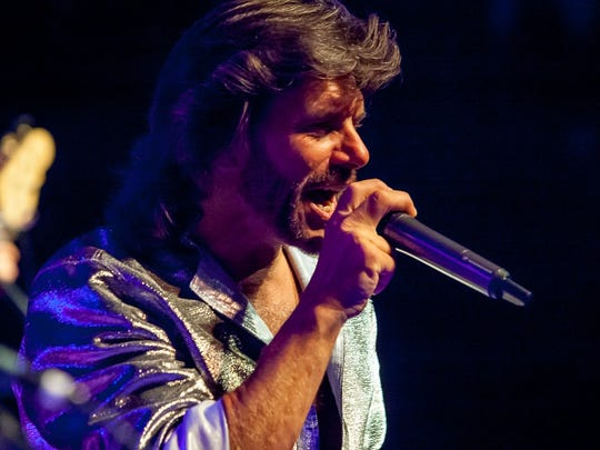 The New York Bee Gees will perform Dec. 31 at Hoosier Park.