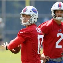 Roth: Who starts at QB? It'll be the top story at Bills camp, but here is a sneak peek