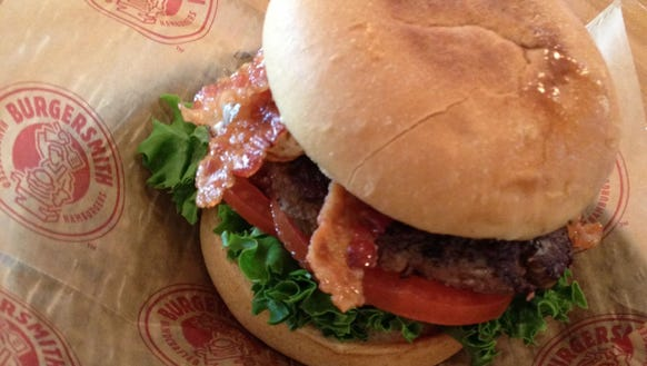 Create the burger of your dreams at Burgersmith. Pick