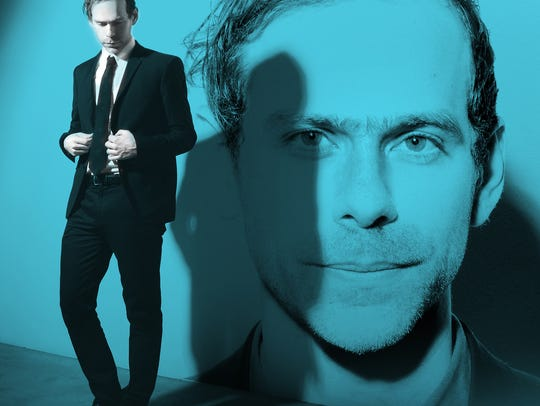 Bryce Dessner in a photo Illustration by Clay Sisk.