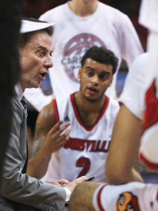 Rick Pitino: NCAA investigation into Louisville hoops