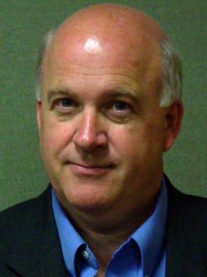 Head of the Lee County Economic Development Office, Rick Michael