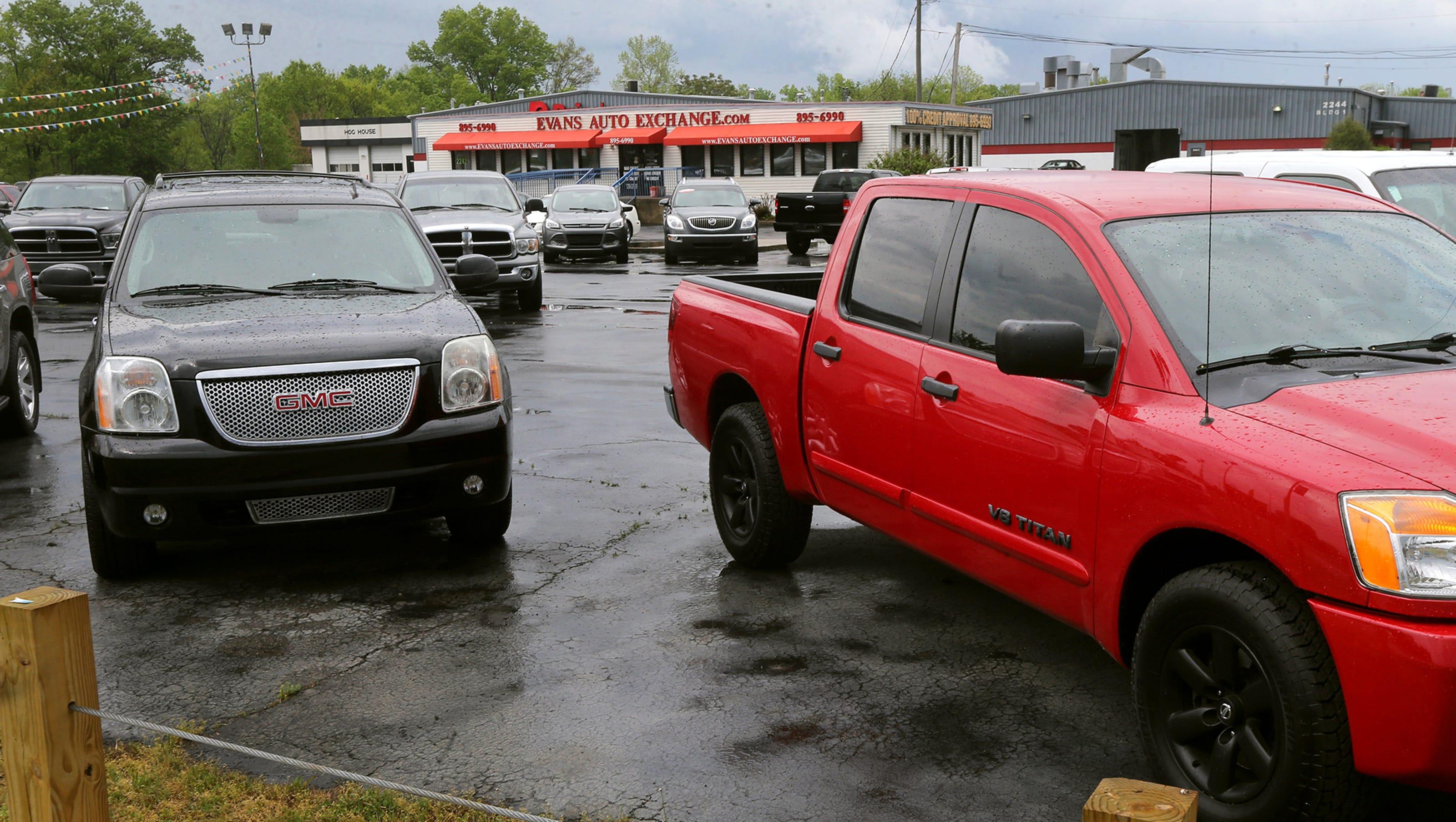Evans Auto Exchange >> Murfreesboro Car Dealers Face Moratorium
