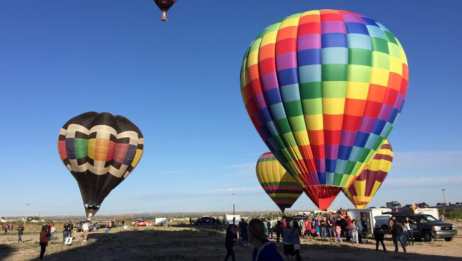 The El Paso Balloon Festival will take flight once again this Memorial Day weekend at a new location, Bowen Ranch in Northeast El Paso.