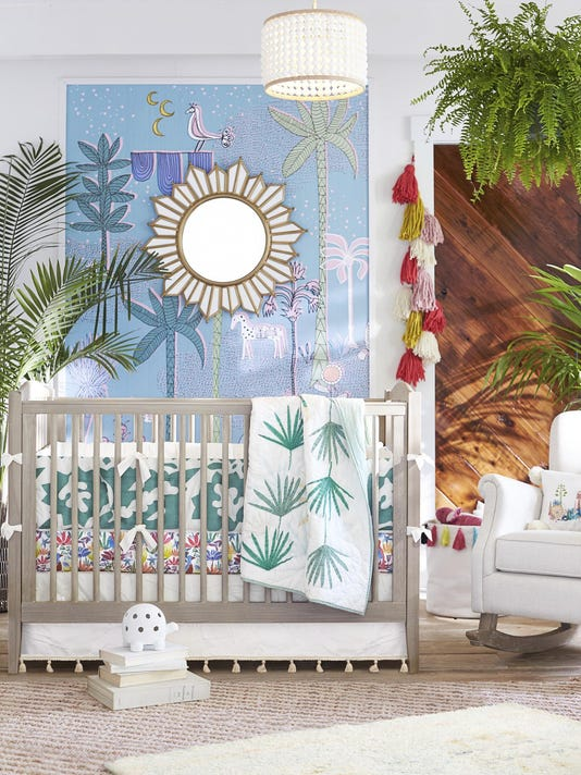 Homes Right Boho Nursery (6)