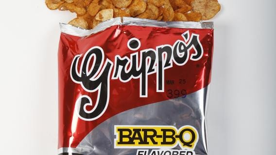 Grippos: Appropriate for every occasion.