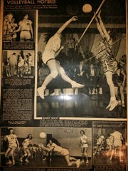 Wilma Ann Williams-Leach was a standout athlete growing