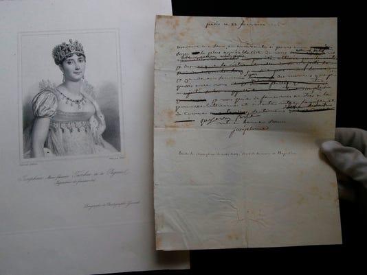 France Great Women's Letters (3)