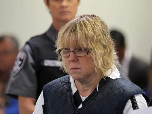 FILE: Joyce Mitchell Pleads Guilty to Aiding Killers Escape Manhunt Continues For Two Prisoners That Broke Out Of New York State Prison
