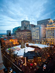 The Holiday Ale Fest brings together the largest tapping of winter brews in Oregon.