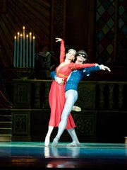 The State Ballet Theatre of Russia presents 'Romeo & Juliet' Saturday in Stowe.