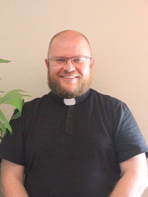 Father Jarek Nowaki