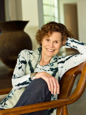 """Judy Blume's latest novel, """"In The Unlikely Event,"""" recalls a series of plane crashes in her hometown of Elizabeth."""