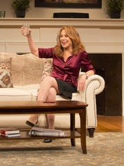"""Marlo Thomas starred in George Street Playhouse's 2013 production of """"Clever Little Lies,"""" directed by David Saint. The show later ran off-Broadway in 2015."""